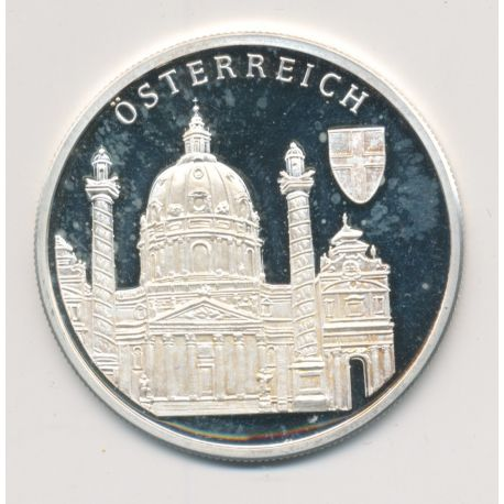 10 Euro Europa - 1996 - Autriche - argent