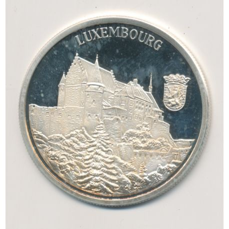 10 Euro Europa - 1996 - Luxembourg - argent