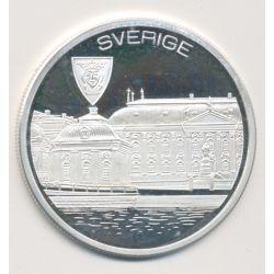 10 Euro Europa - 1996 - Suède - argent