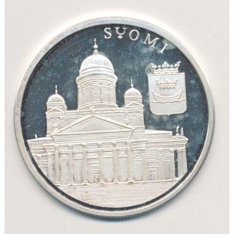 10 Euro Europa - 1996 - Finlande - argent