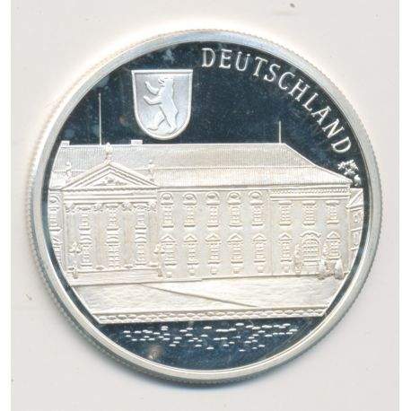 10 Euro Europa - 1996 - Allemagne - argent