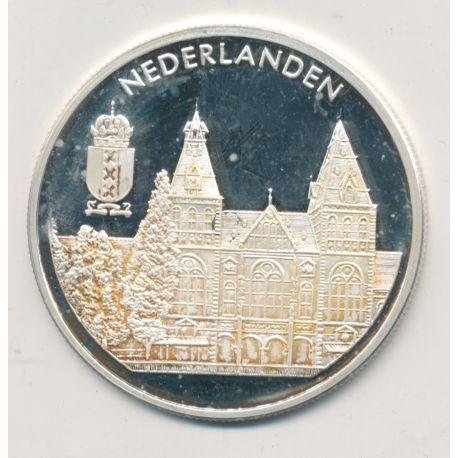 10 Euro Europa - 1996 - Pays-Bas - argent