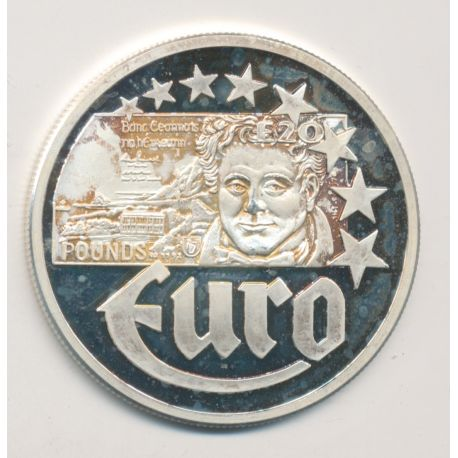 10 Euro Europa - 1997 - Irlande - argent