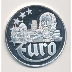 10 Euro Europa - 1997 - Italie - argent