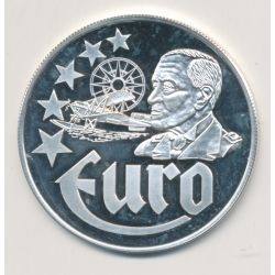 10 Euro Europa - 1997 - Portugal - argent