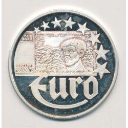 10 Euro Europa - 1997 - Francel - Billet 20 francs - argent