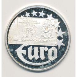 10 Euro Europa - 1997 - Danemark - Billet 50 Kroner - argent