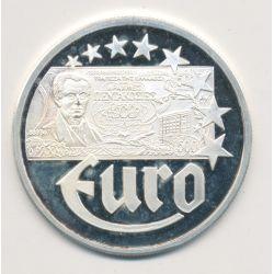 10 Euro Europa - 1997 - Grèce - Billet 500 drachmai - argent