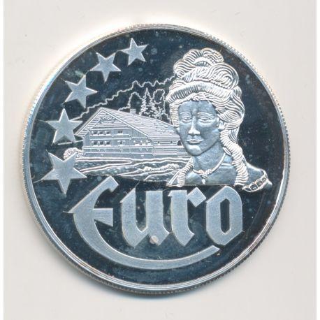 10 Euro Europa - 1997 - Autriche - argent