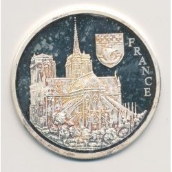 Medaille Europa - 1996 - France - argent