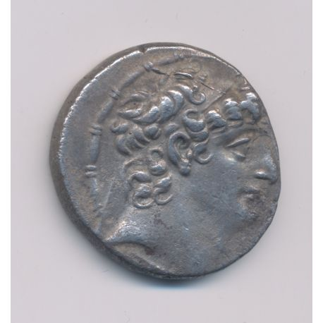 Royaume de Syrie - Tétradrachme argent - Philippe philadelphe