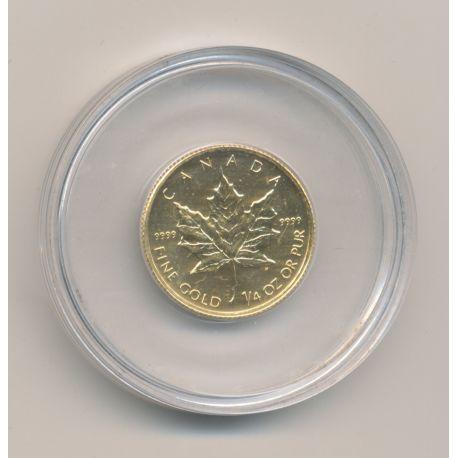Afrique du sud - 10 Dollar 2001 - 1/10 once or