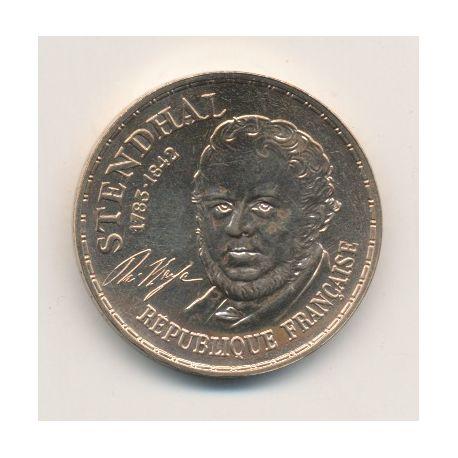 10 Francs 1983 essai - Stendhal