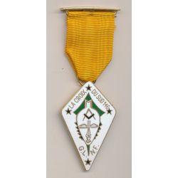 Médaille Maçonnique - Loge La croix du sud - Grande loge nationale française