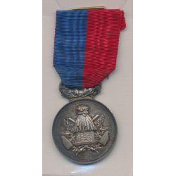 Médaille - La ruche Auvergnate Aveyronnaise et Lozérienne - 4e concours de bourrée 1896