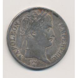 5 Francs Napoléon empereur - 1813 L Bayonne