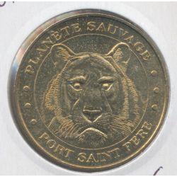 Dept44 - Planète sauvage N°2 - la tigre - 2007 - Port st père