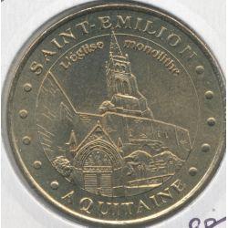 Dept33 - Saint Emission - L'église monolithe - 2005 H