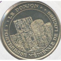 Dept37 - Forteresse médiévale Loches - le donjon 2000