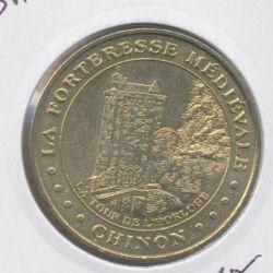 Dept37 - Forteresse royale de Chinon N°1 - 2005 H - tour de l'horloge