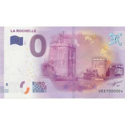 Billet Tours La Rochelle 2016 N°000004
