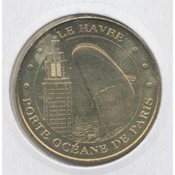 Dept76 - Porte océan de Paris - 2009 - Le havre