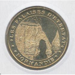 Dept76 - Les Falaises d'Étretat - 2008