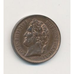 1 Centime ND Louis philippe I Essai