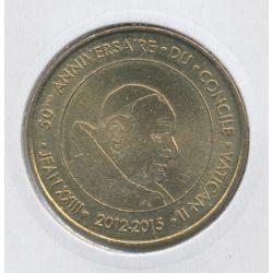 Dept65 - 50e anniversaire du concile - 2012 - Lourdes