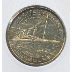 Dept50 - Cité de la mer N°7 - le titanic - 2012 - flan tribord - Cherbourg