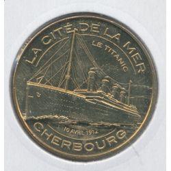 Dept50 - Cité de la mer N°10 - le titanic - 2013 - flan babord - Cherbourg
