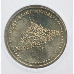 Dept50 - Mont st michel N°3 - 2012 - face simple