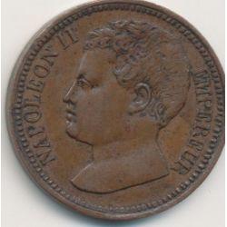 3 Centimes 1816 Essai Napoléon II