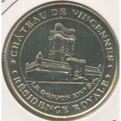 Dept94 - Chateau de Vincennes - le donjon - 2000