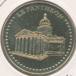Dept7505 - Le panthéon - face simple - 2006