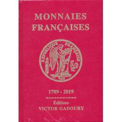 Gadoury 2019 - Monnaies Françaises depuis 1789