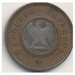 10 Centimes 1806 Essai Bi-métallique