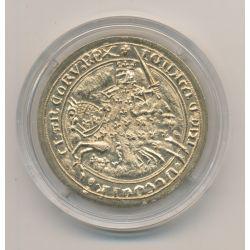 Médaille - Franc à cheval - Musée de la monnaie - 1995 - laiton doré