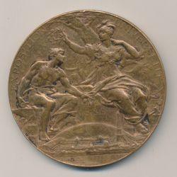 Médaille - Exposition Universelle - 1889 - Bronze