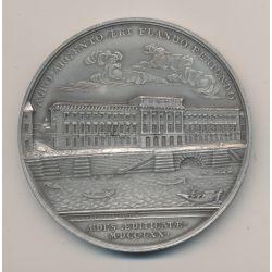 Médaille - Monnaie de Paris - 1968 - argent 160g