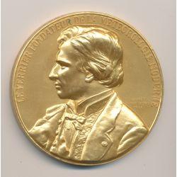 Médaille - Fondateur de la météorologie moderne - Le Verrier - bronze