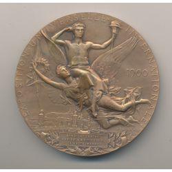 Médaille - Exposition Universelle - 1900 - Syndicat central agricole et viticole de la haute marne - Bronze