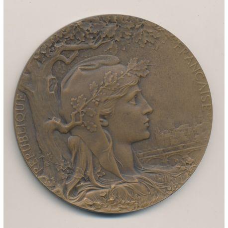 Médaille - Exposition Universelle - 1900 - A.Laffond - Bronze