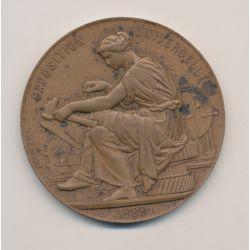 Médaille - Exposition Universelle - 1889 - Louis Bottée - Bronze