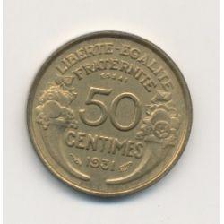 50 Centimes 1931 Essai Morlon
