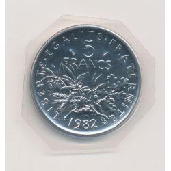 5 Francs Semeuse - 1982