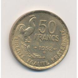 50 Francs Guiraud - 1952 B