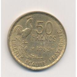 50 Francs Guiraud - 1953