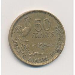 50 Francs Guiraud - 1954 B
