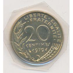 20 Centimes Marianne - 1979